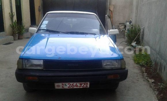 Buy Used Toyota Corolla Blue Car in Addis–Ababa in Ethiopia