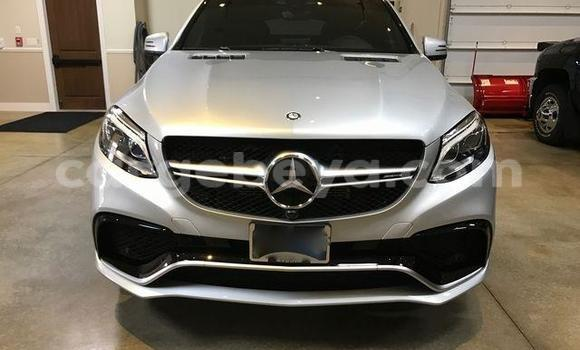 Buy Used Mercedes‒Benz GL-Class Silver Car in Addis Ababa in Ethiopia