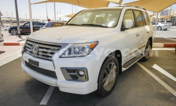 Buy Used Lexus LX White Car in Dire–Dawa in Ethiopia