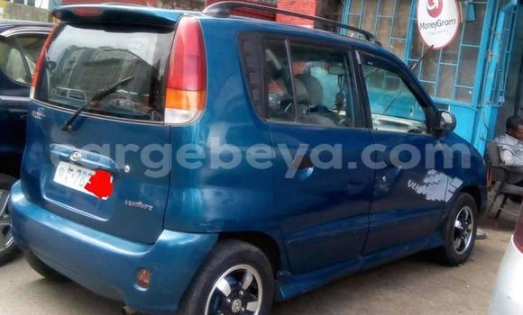 Buy Used Hyundai Atoz Blue Car in Addis Ababa in Ethiopia