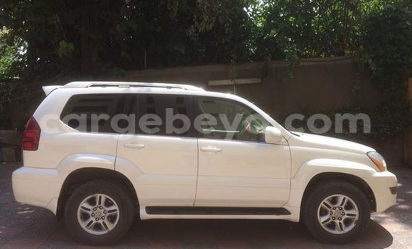 Buy Used Lexus ES 300 White Car in Addis–Ababa in Ethiopia