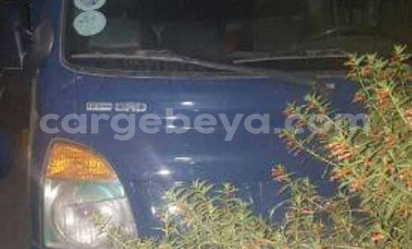 Buy Used Hyundai Cargo Blue Car in Addis Ababa in Ethiopia