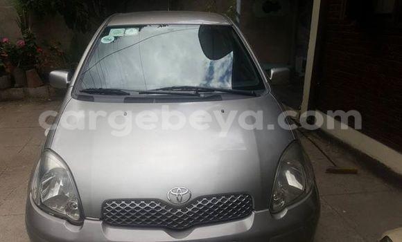 Buy Used Toyota Yaris Silver Car in Addis–Ababa in Ethiopia