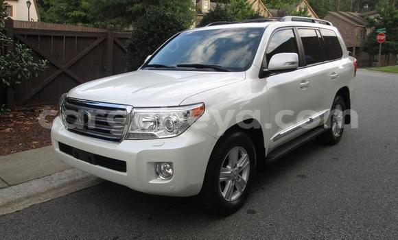 Buy Used Toyota Land Cruiser White Car in Addis–Ababa in Ethiopia