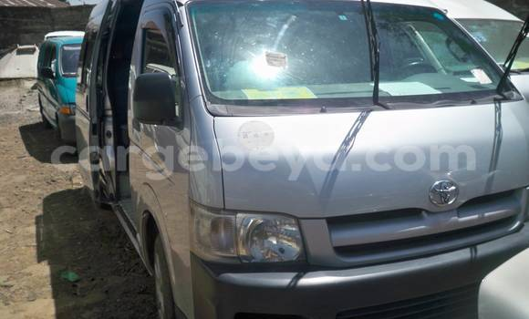 Buy Used Toyota HiAce Silver Truck in Addis–Ababa in Ethiopia
