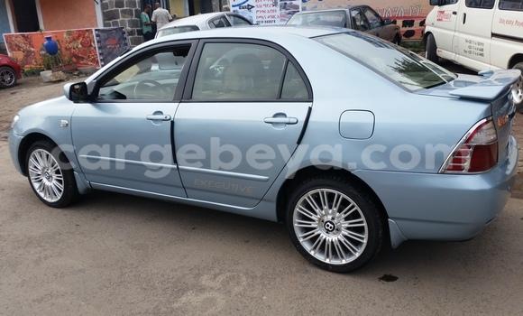 Buy New Toyota Corolla Blue Car in Addis Ababa in Ethiopia