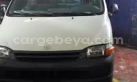 Buy Used Toyota Hiace White Car in Jīma in Ethiopia