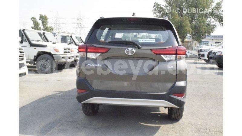Buy Import Toyota Rush Brown Car in Import - Dubai in Ethiopia