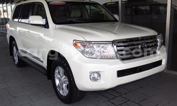 Buy Used Toyota Land Cruiser White Car in Gondar in Ethiopia