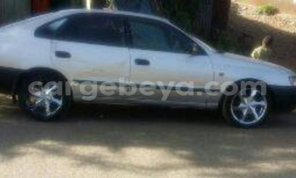 Buy Used Toyota Carina Silver Car in Addis Ababa in Ethiopia