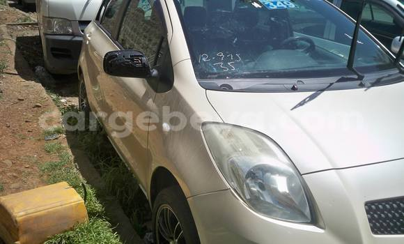 Buy Used Toyota Vitz Car in Addis–Ababa in Ethiopia