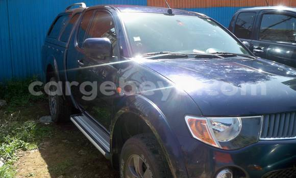Buy Used Mitsubishi Carisma Blue Car in Addis–Ababa in Ethiopia