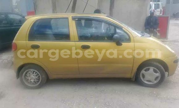 Buy Used Daewoo Matiz Other Car in Addis–Ababa in Ethiopia