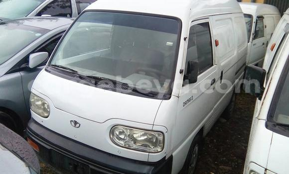 Buy Used Daewoo Matiz White Car in Addis–Ababa in Ethiopia