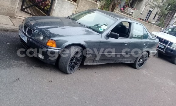 Buy Used BMW 3-Series Black Car in Addis–Ababa in Ethiopia