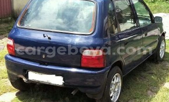 Buy Used Suzuki Alto Blue Car in Addis Ababa in Ethiopia