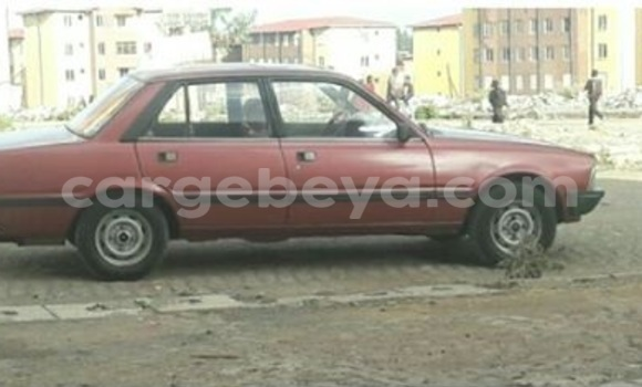 Buy Used Peugeot 605 Red Car in Addis–Ababa in Ethiopia