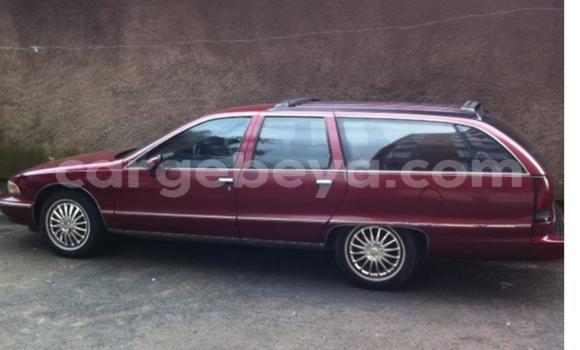 Buy Used Chevrolet Caprice Red Car in Addis–Ababa in Ethiopia