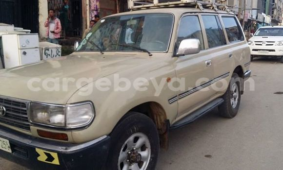 Buy Used Toyota Land Cruiser Other Car in Addis Ababa in Ethiopia