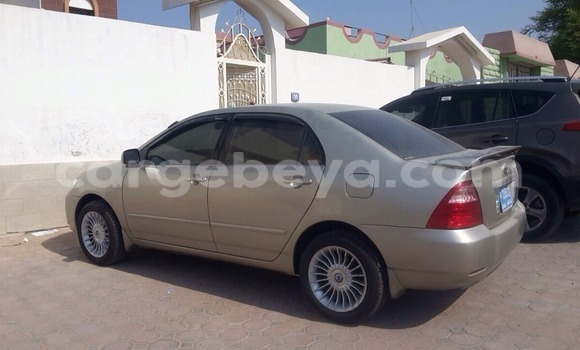 Buy New Toyota Corolla Other Car in Addis–Ababa in Ethiopia