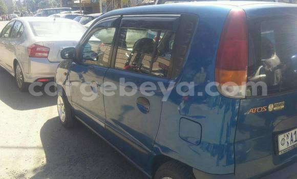 Buy Used Hyundai Atoz Blue Car in Addis–Ababa in Ethiopia
