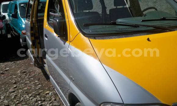 Buy New Toyota HiAce Silver Truck in Addis Ababa in Ethiopia