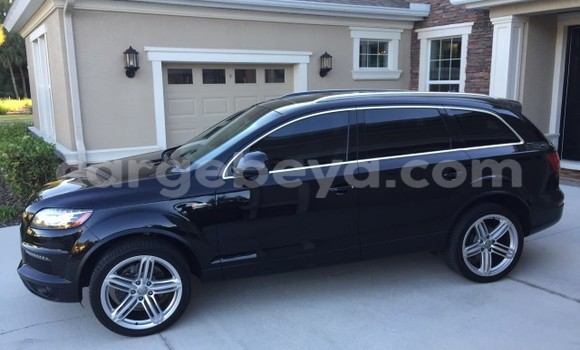 Buy New Audi Q7 Black Car in Addis–Ababa in Ethiopia