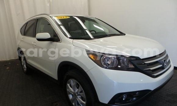 Buy Used Honda CR-V White Car in Addis Ababa in Ethiopia