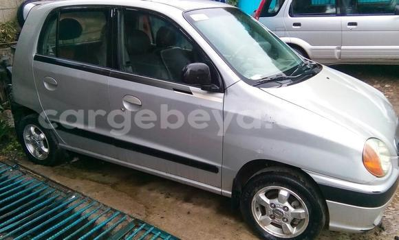 Buy Used Kia Carens Silver Car in Addis–Ababa in Ethiopia
