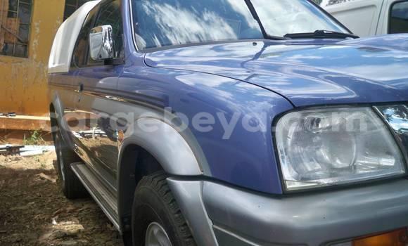 Buy Used Mitsubishi L200 Blue Car in Addis Ababa in Ethiopia