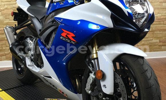 Buy Used Suzuki GSX-R Blue Moto in Addis Ababa in Ethiopia