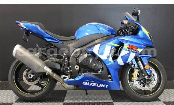 Buy Used Suzuki GSX–R Green Bike in Addis–Ababa in Ethiopia