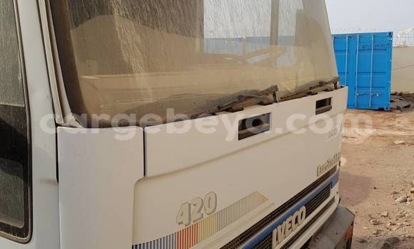 Buy Used Iveco Cargo White Truck in Addis Ababa in Ethiopia