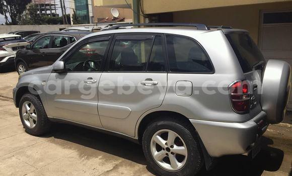 Buy Used Toyota RAV4 Silver Car in Addis–Ababa in Ethiopia