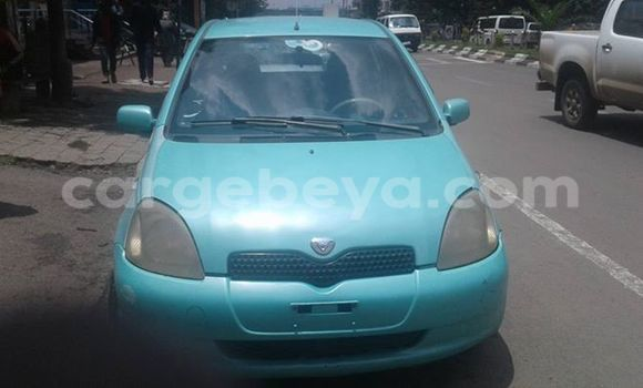 Buy Used Toyota Vitz Other Car in Addis Ababa in Ethiopia