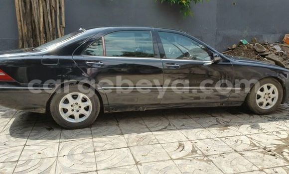Buy Used Mercedes‒Benz S–Class Black Car in Addis–Ababa in Ethiopia