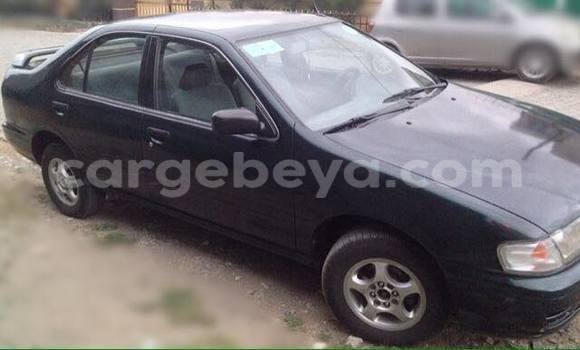 Buy Used Nissan Sunny Black Car in Addis Ababa in Ethiopia