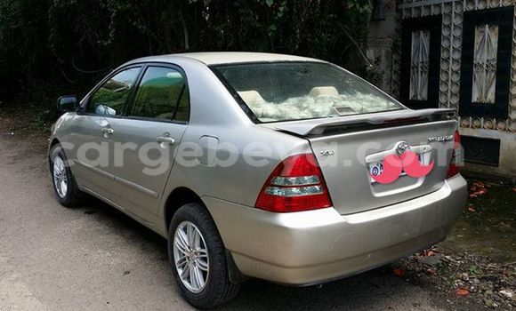 Buy Used Toyota Corolla Other Car in Addis Ababa in Ethiopia