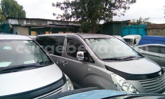 Buy Used Hyundai H1 Silver Car in Addis–Ababa in Ethiopia