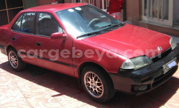 Buy Used Suzuki Alto Red Car in Addis Ababa in Ethiopia