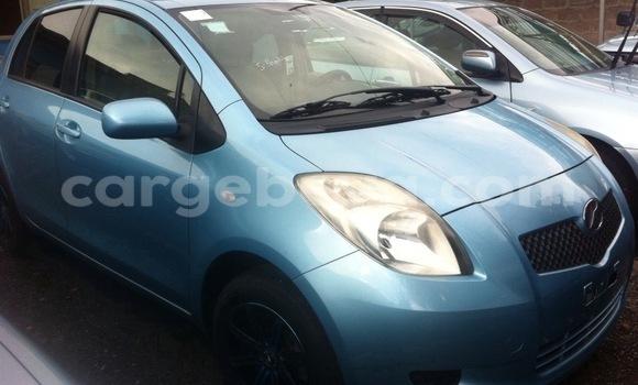 Buy New Toyota Vitz Blue Car in Addis Ababa in Ethiopia