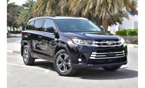 Medium with watermark toyota highlander ethiopia import dubai 6052