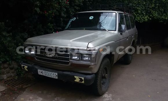 Buy Used Toyota 4Runner Other Car in Addis–Ababa in Ethiopia