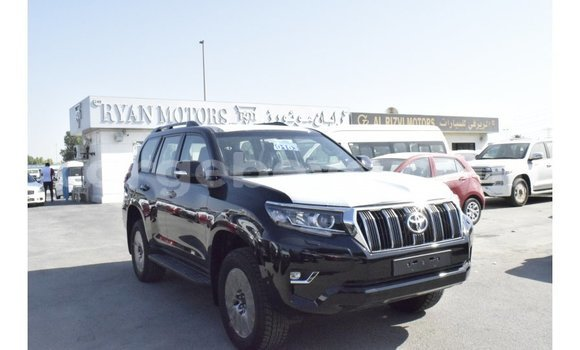Medium with watermark toyota prado ethiopia import dubai 6345