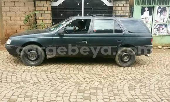 Buy Used Peugeot 406 Black Car in Addis–Ababa in Ethiopia
