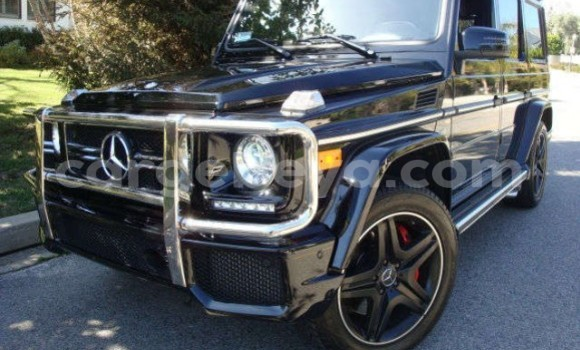 Buy New Mercedes‒Benz GL-Class Black Car in Addis–Ababa in Ethiopia