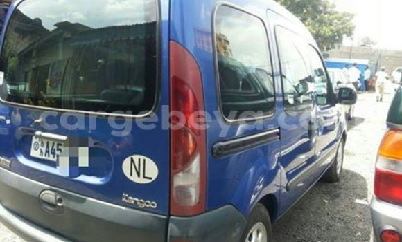 Buy Used Renault 19 Blue Car in Addis Ababa in Ethiopia