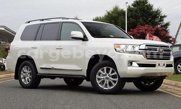 Buy New Toyota Land Cruiser White Car in Ādīgrat in Ethiopia