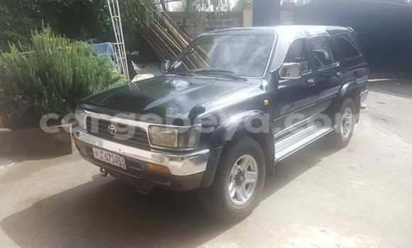 Buy Used Toyota 4Runner Black Car in Addis–Ababa in Ethiopia