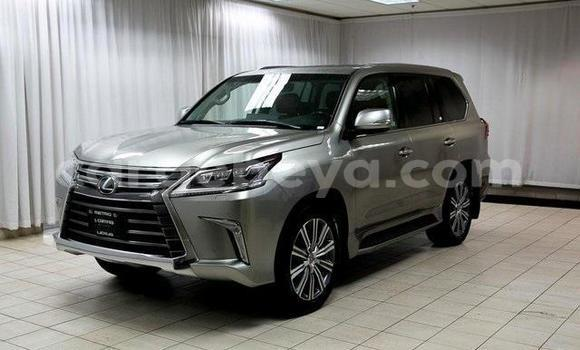 Buy Used Lexus LX 570 Silver Car in Addis Ababa in Ethiopia